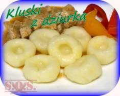 Kluski śląskie bez jajka | Blog Kulinarny Bajecznie proste kluchy zrobione z 2 składników – ...