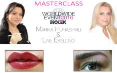 Trzecie globalne spotkanie poświęcone makijażowi permanentnemu – Konferencja i warsztaty we Włos ...