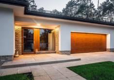 Stylowe oświetlenie LED dla bramy i wejścia | Klusdesign.pl