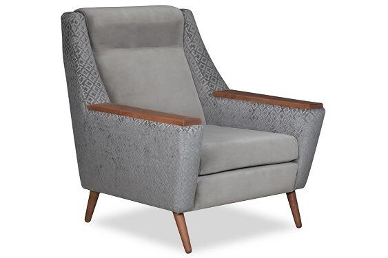 Duży, wygodny fotel – Kolekcja Rubusar – Wersja limitowana – Sklep SCANDICSOFA.PL