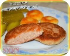 Kotlety z konserwy   Blog Kulinarny