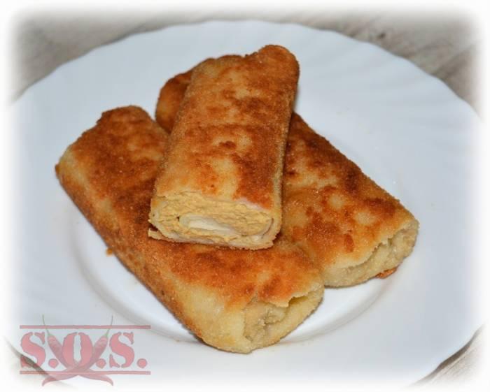 Krokiety z mięsem po rosole   Blog Kulinarny