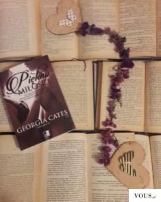 Hejka :) Przychodzimy do was w piątkowy wieczór z książka @authorgeorgiacates ,,Piękno miłości'' ...