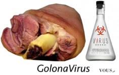 Koronawirus MEMY / Golonavirus