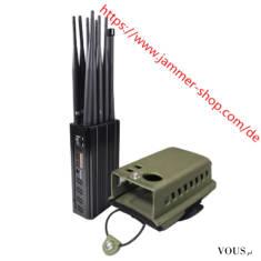 WiFi Störsender schützt die Netzwerksicherheit  Das Wifi-Netzwerk bietet genügend Komfort für di ...