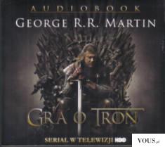 GRA O TRON – AUDIOBOOK