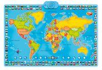 Interaktywna Mapa Świata | Rewolucja.co.uk