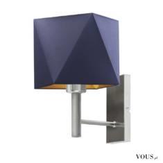 Lampa ścienna MEDAN na pewno spełni Twoje oczekiwania jeśli szukasz oryginalnego oświetlenia do  ...