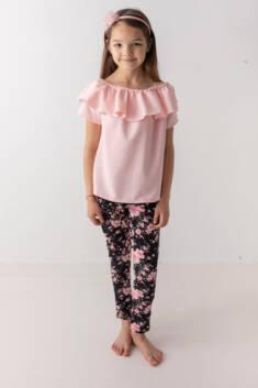 Wysokiej jakości spodnie dla dziewczynek