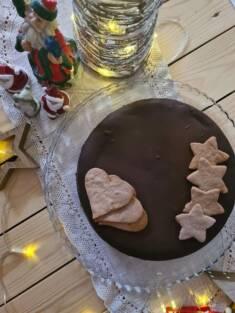 Piernikowe brownie z polewą | AleTorcik! – przepisy na pyszne, domowe ciasta, ciasteczka i ...