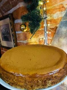 Sernik cynamonowy | AleTorcik! – przepisy na pyszne, domowe ciasta, ciasteczka i torty.