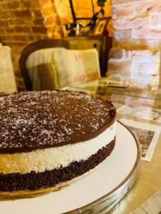 Ciasto Bounty | AleTorcik! – przepisy na pyszne, domowe ciasta, ciasteczka i torty.