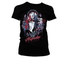 Koszulka Harley Quinn z Suicide Squad – damska – Frogles.pl