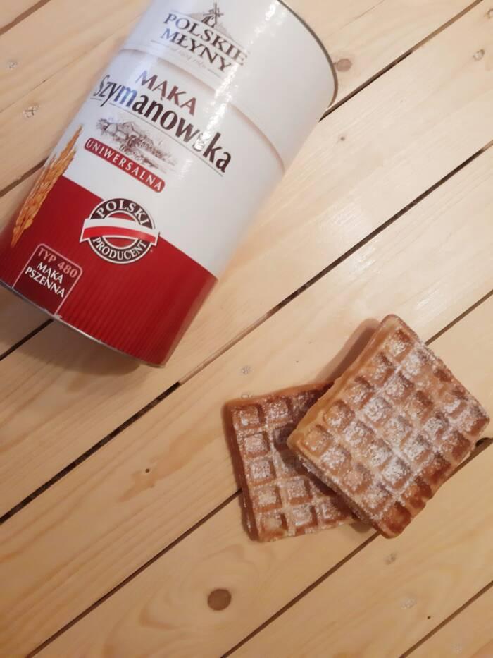Chrupiące gofry | AleTorcik! – przepisy na pyszne, domowe ciasta, ciasteczka i torty.